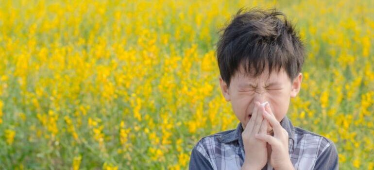 when to go to the er for allergic reactions