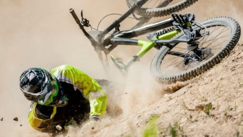 Mountain Biking: Recovering From a Minor Bike Crash
