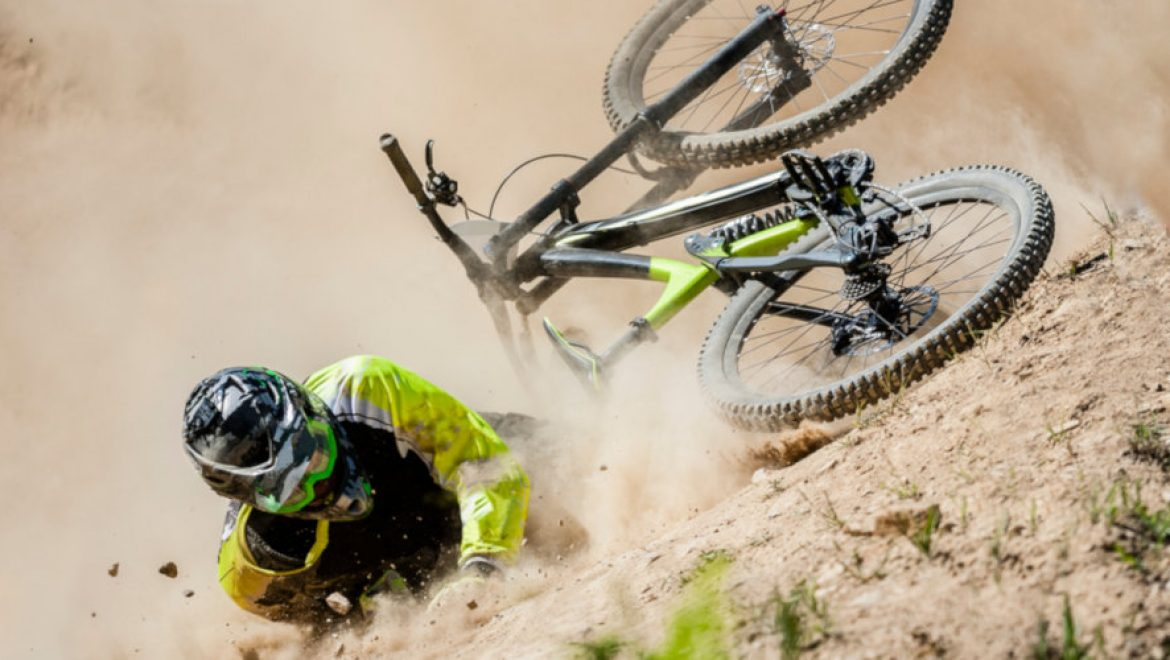 Mountain Biking: Recovering From a Minor Crash